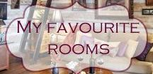 My favourite rooms