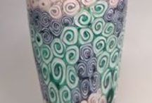 My best blown glass work / My favorite works by me that I have picture of... / by Michael Egan
