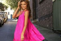 Hot pink Ideas / Clothes and accessories in hot pink.