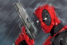 Deadpool / The 4th wall breaker of Marvel Comics