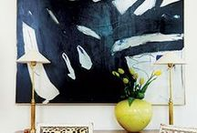 Art All Over / by Swanson Interior Design Group