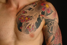 Tattoos / by Eric Doucet