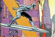 Silver Surfer / Marvel Comics