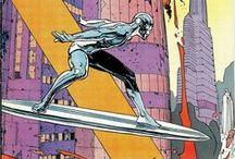 Silver Surfer / Marvel Comics