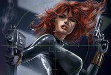 Black Widow / Marvel Comics
