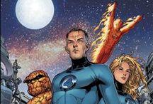Fantastic 4 / Marvel comics