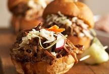 Burgers & Sliders / by Good Food & Wine Show Australia