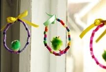 Pasen - Easter creatief / Creatieve ideeën voor de paasdagen  / by Iris