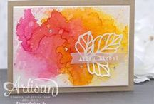 Stamping Tips & Techniques / Stamping Tips and Techniques for paper crafting projects and hand stamped cards / by Stamps to Die For, Patsy Waggoner