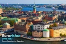 Eurovision 2013 / It's coming on May 18th and it's in Sweden this year! So get your flags out as we take a tour of all the cities that have hosted Eurovision since 2000 - when Sweden last hosted!