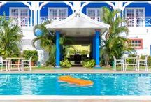 Bay Gardens Inn, Saint Lucia / The Bay Gardens Inn is a cozy, romantic St. Lucian hotel located in the island's premiere tourist area – Rodney Bay Village. The Bay Gardens Inn is a paradise for the vacationing family, an escape for couples, heaven for honeymooners and a meeting retreat for companies, all just minutes away from the famous Reduit Beach.  / by Bay Gardens Resorts