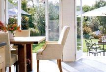 interior: dining / naturally elegant
