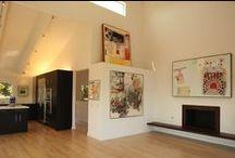 interior: open plan / open plans work within older structures