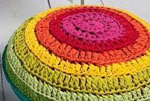 Crochet. (Loom) Knitting. Zpagetti