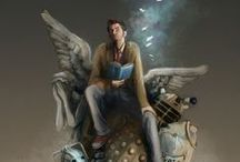 Doctor Who / by Shelby Terry