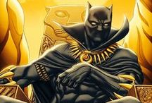 Black Panther / Marvel comics