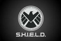 S.H.I.E.L.D. / A.I.M. / Hydra / Marvel comics