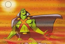 Martian Manhunter / DC Comics