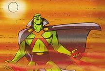 Martian Manhunter / DC Comics