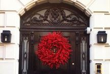 #HolidayCheer / Images of your decorations from home, the workplace, out and about and from Dorchester Collection hotels.   / by Dorchester Collection