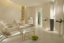 Spas and Wellness / Images from Dorchester Collection spas and celebrating the world of wellbeing, fitness and health.