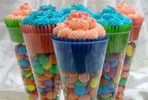 Cakes / Cake decorating ideas & inspiration.