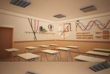 Classroom Decorations / by Jessica Anne