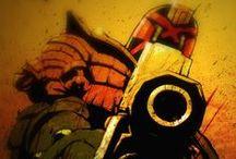 Dredd / Image comics