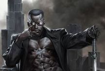 Blade / Marvel comics