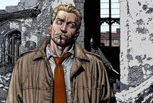Hellblazer / John Constantine / Master of dark arts. DC Comics