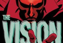 The Vision / Marvel comics