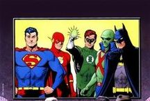 Justice League / JSA / DC Comics