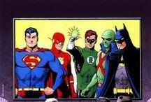 Justice League / JSA / DC Comics