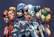 Teen Titans &Young Justice / DC Comics
