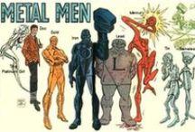 Metal Men / DC Comics