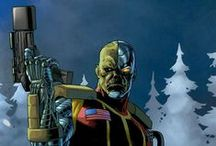 Deathlok / Marvel comics