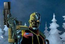 Deathlok / Marvel comics