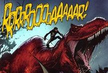 Devil Dinosaur / Marvel comics