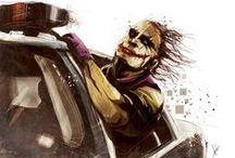 Joker & Harley Quinn / Joker and Harley Quinn of DC Comics