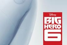 Big Hero 6 / Marvel Comics