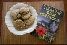 Recipes from Books / We have several fiction and nonfiction books with recipes. Step into our stories and taste the difference.