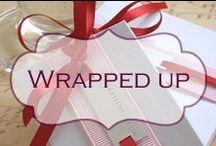 Wrapped up / Ribbons and packaging