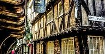 York, UK / Places I love in York- what to visit, what to do, where to eat, where to shop.