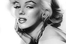 Marilyn  Monroe / by Image Consulting