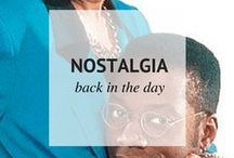 NOSTALGIA / Back in the day when I was young... #nostalgia #history / by Sheena | Sophistishe