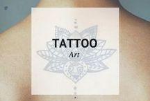 TATTOO ART / Tatted Up