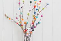 Craft Ideas / Fun craft projects that I'd like to make! / by Cari Young