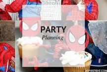 PARTY PLANNING / Party Planning / by Sheena | Sophistishe