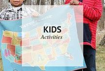 KIDS // ACTIVITIES / For the tiny humans... / by Sheena | Sophistishe