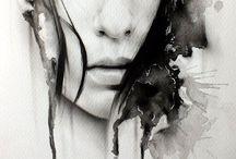 art / by Katherine skye